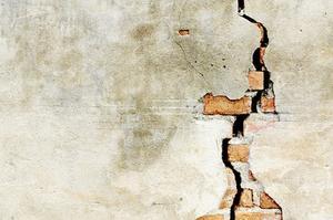 Hvordan til at tørre våde gips vægge