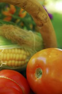 Hvor mange grøntsager Skal jeg Grow for én person?