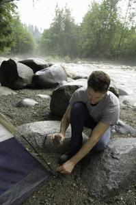 Sådan Setup en North Face Mountain 24 Tent