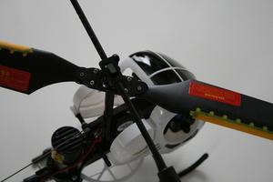 Hvordan til at flyve RC indendørs helikoptere