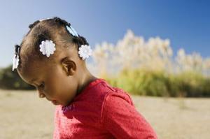 Cute måder at løse en lille piges hår