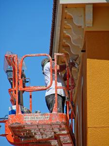OSHA Regler for Crane Kurve
