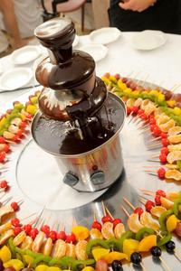 Chokolade Fountain Opskrifter & Idéer