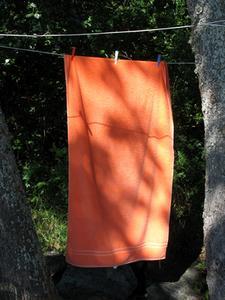 Hvordan laver man en Easy Robe Fra Håndklæder
