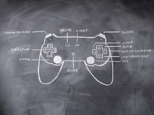 Hvad betyder det, når din PS3 controller blinker langsomt?