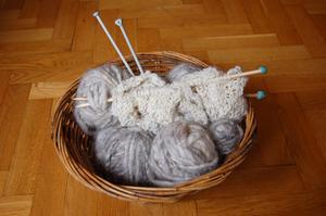Sådan at ændre mine strikkeopskrift Gør Gauge Garn
