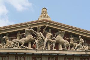jagtens gudinde græsk mytologi