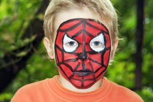 Hvordan man laver en Spider-Man 3 Venom Costume