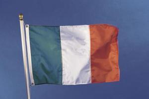 Irske tøj af 1850