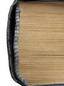 Hvordan til at binde bøger med stift bind