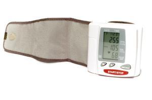 Hvordan læser jeg digitale blodtryk?