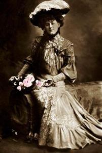 Victorianske kvinder i slutningen af 1800