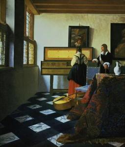 Sådan Paint Ligesom Vermeer i Corel Painter