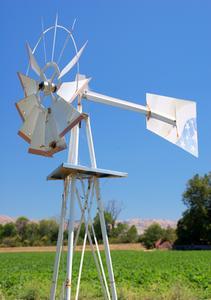 Sådan konverteres en generator i en vindmølle