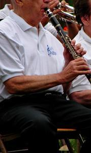 Sådan spiller høje toner på klarinet