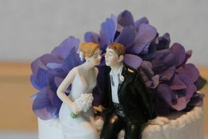 Hvordan man laver en Farmer Wedding Cake Topper