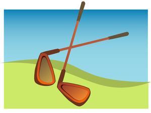Sådan fjerner du en golf greb med en luftkompressor