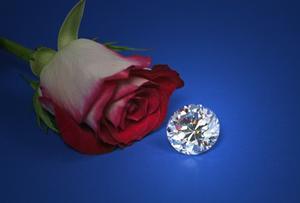 Diamond bryllup temaer