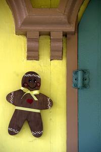 Hvordan man laver en Gingerbread Costume