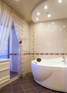 Master badeværelse layout ideer