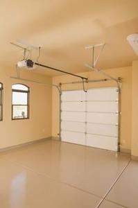 Sådan installeres en Beton Garage Floor